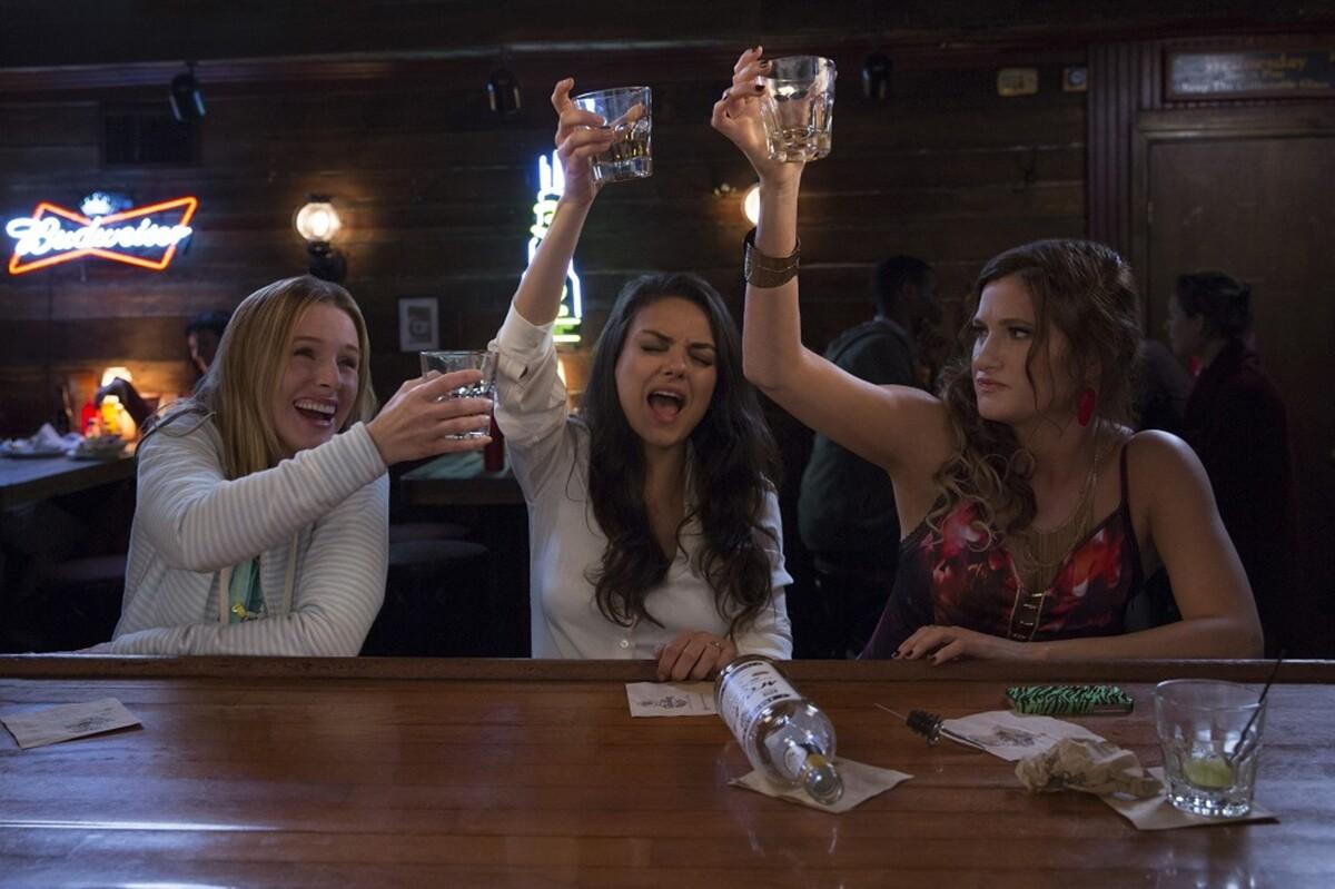 В сети появился дублированный трейлер фильма «Очень плохие мамочки»