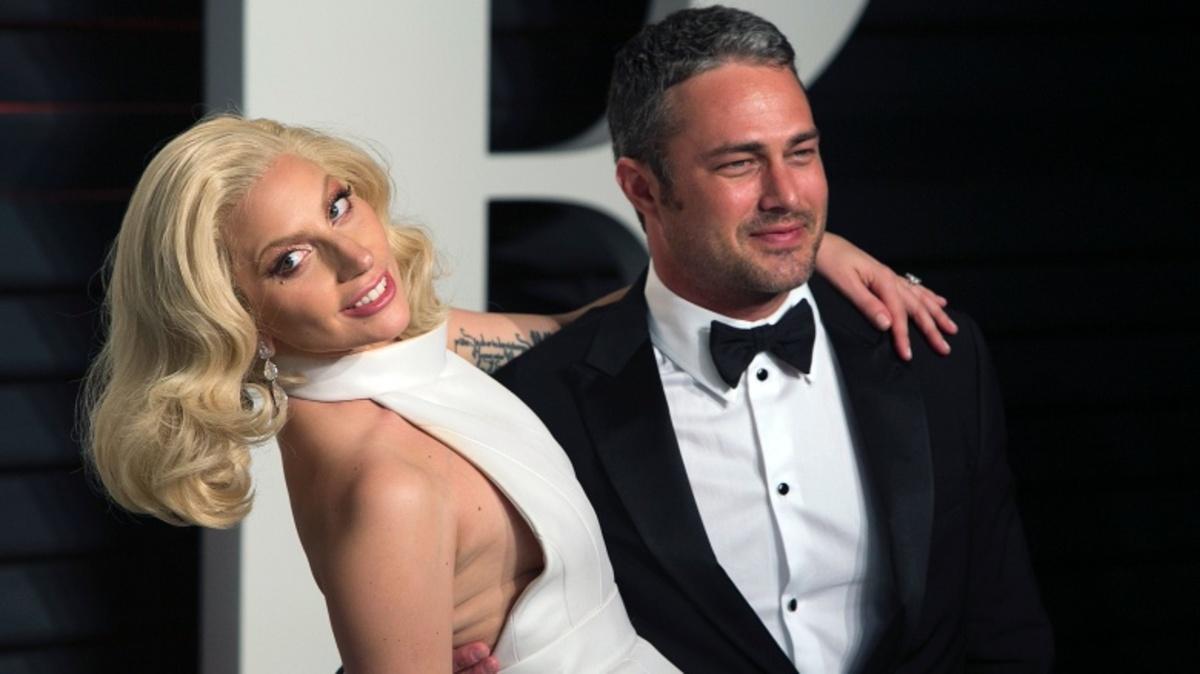Леди Гага и Тейлор Кинни снова вместе?