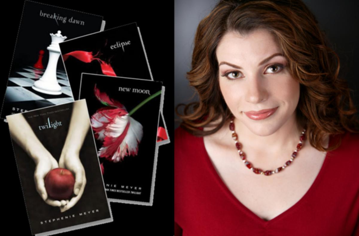 Автор «Сумерек» Стефани Майер напишет шпионский детектив