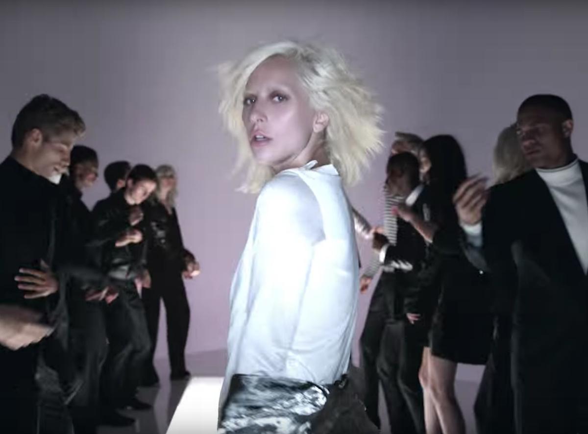 Леди Гага снялась в рекламном ролике Tom Ford