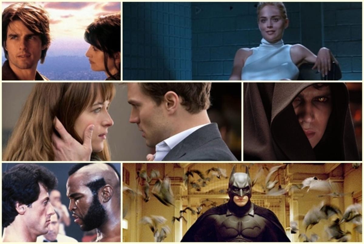 10 фильмов, номинированных на «Оскар» и «Золотую малину» одновременно