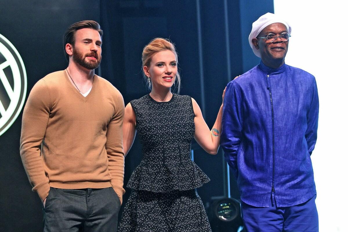 Крис Эванс и Скарлетт Йоханссон вручат награды на «Оскаре»-2017