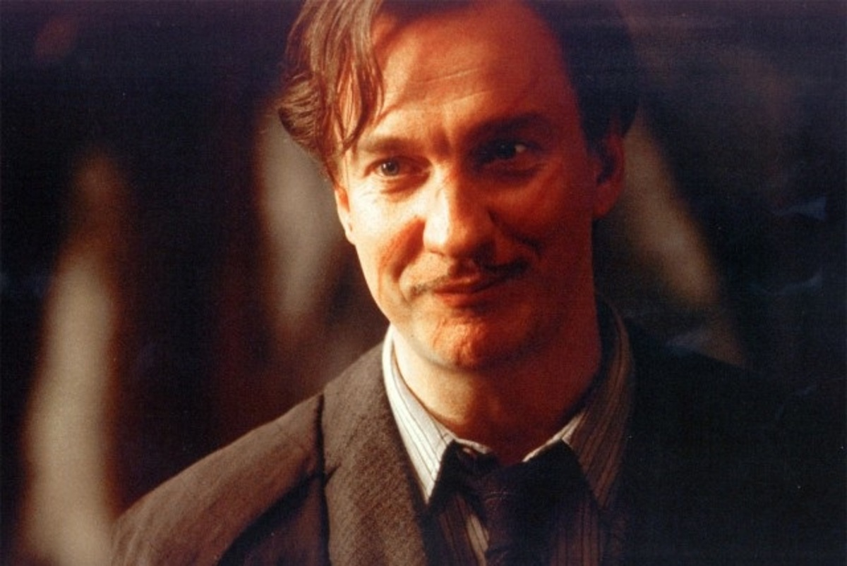 Джоан Роулинг извинилась за смерть Римуса Люпина в «Гарри Поттере»