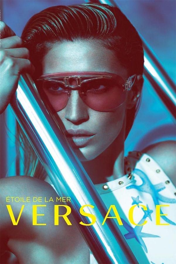 Мини-коллекция очков от Versace