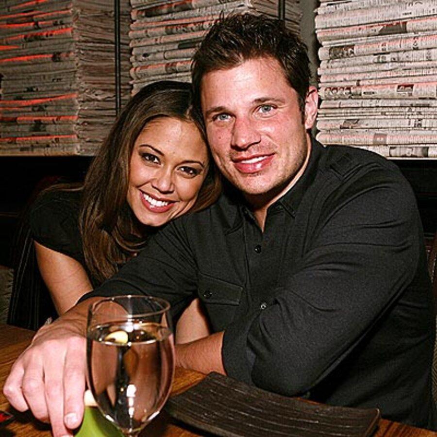 Ник Лише и Ванесса Минилло поженятся раньше Джессики Симпсон?
