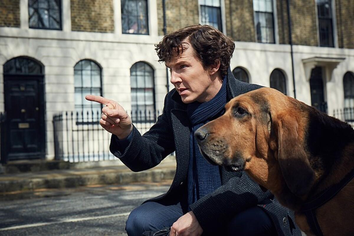 Создатели «Шерлока» показали первый официальный кадр 4 сезона