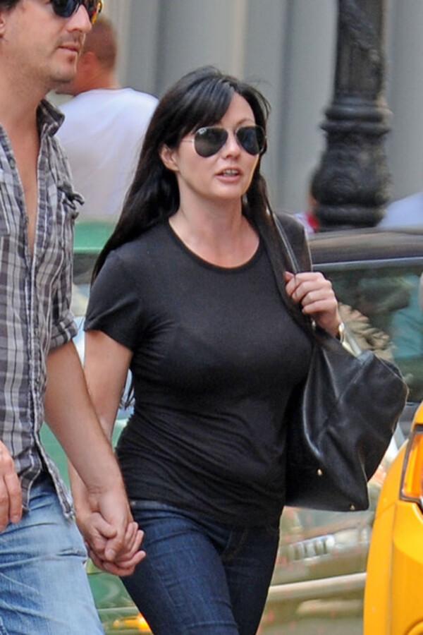 Шэннен Доэрти беременна?