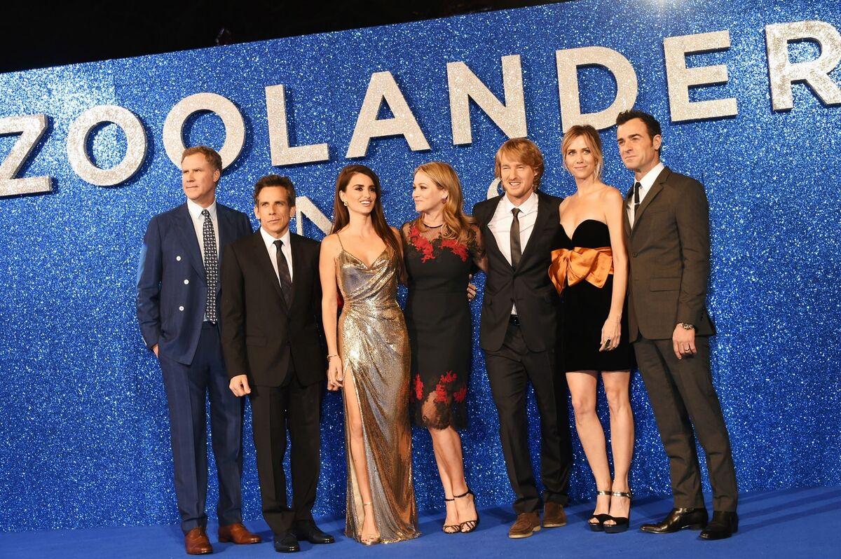 Фото: звезды на премьере «Образцового самца 2» в Лондоне