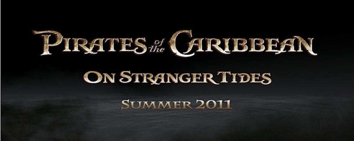 """Подробности четвертых """"Пиратов Карибского моря"""""""