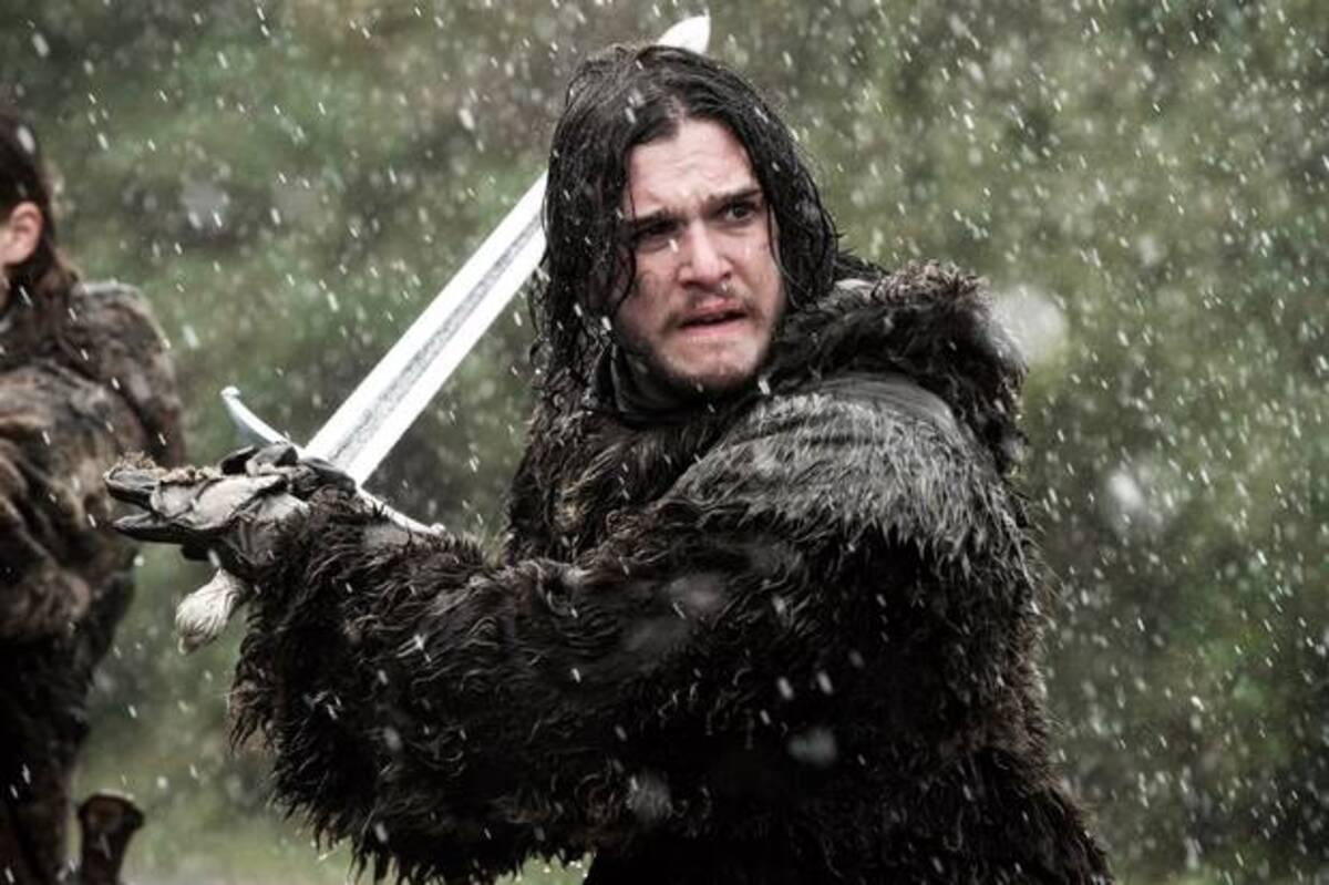 Джордж Р. Мартин назвал продюсерам «Игры престолов» имя настоящей матери Джона Сноу