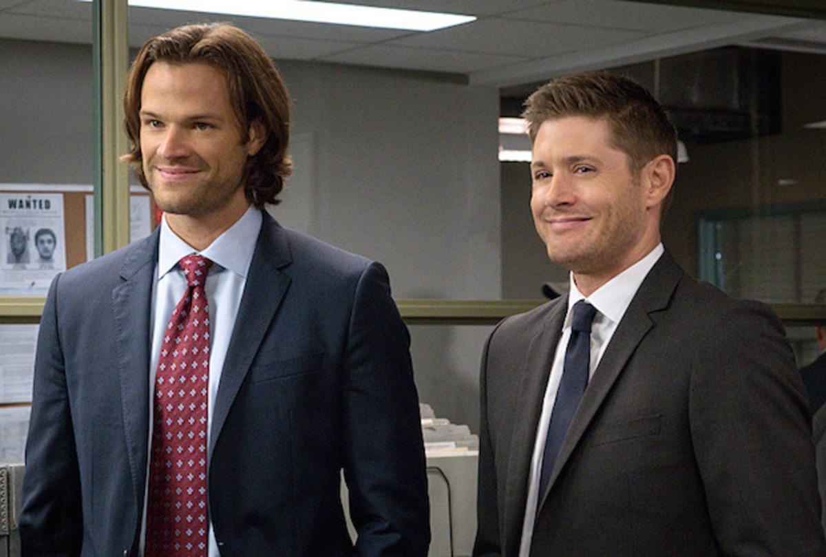 11 сезон «Сверхъестественного» - спойлеры: Сэм и Дин займутся рестлингом?