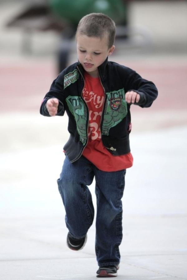 Младший сын Дэвида Бэкхема хочет стать артистом балета