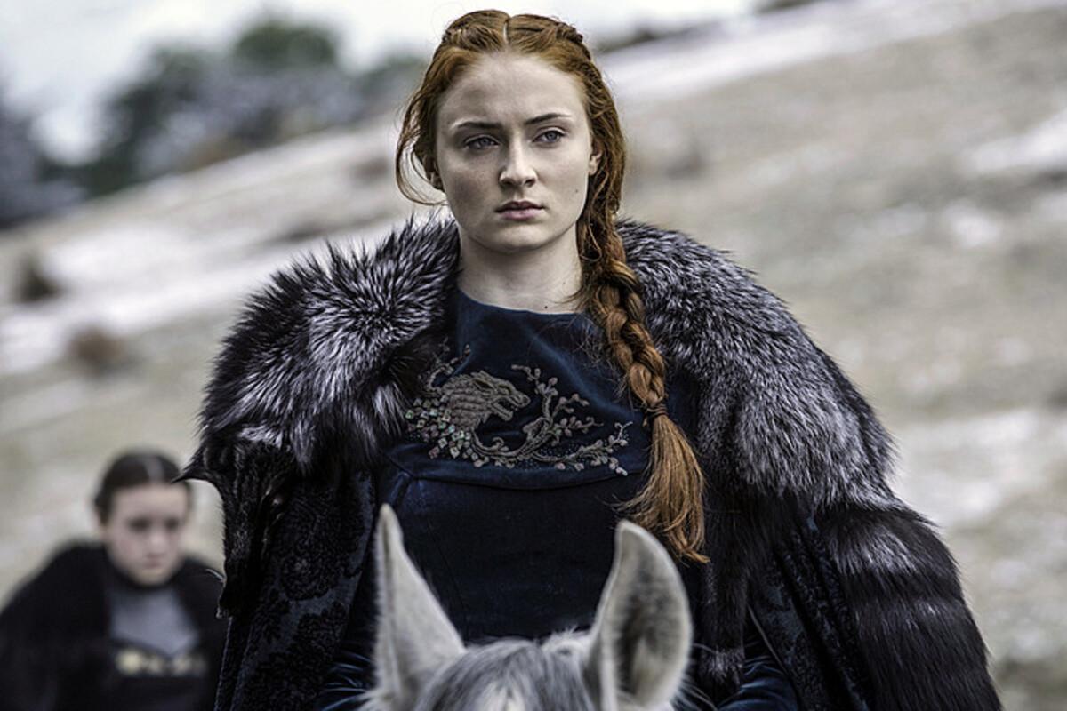 """Софи Тернер рассказала, что ждет персонажей в 7 сезоне """"Игры престолов"""""""