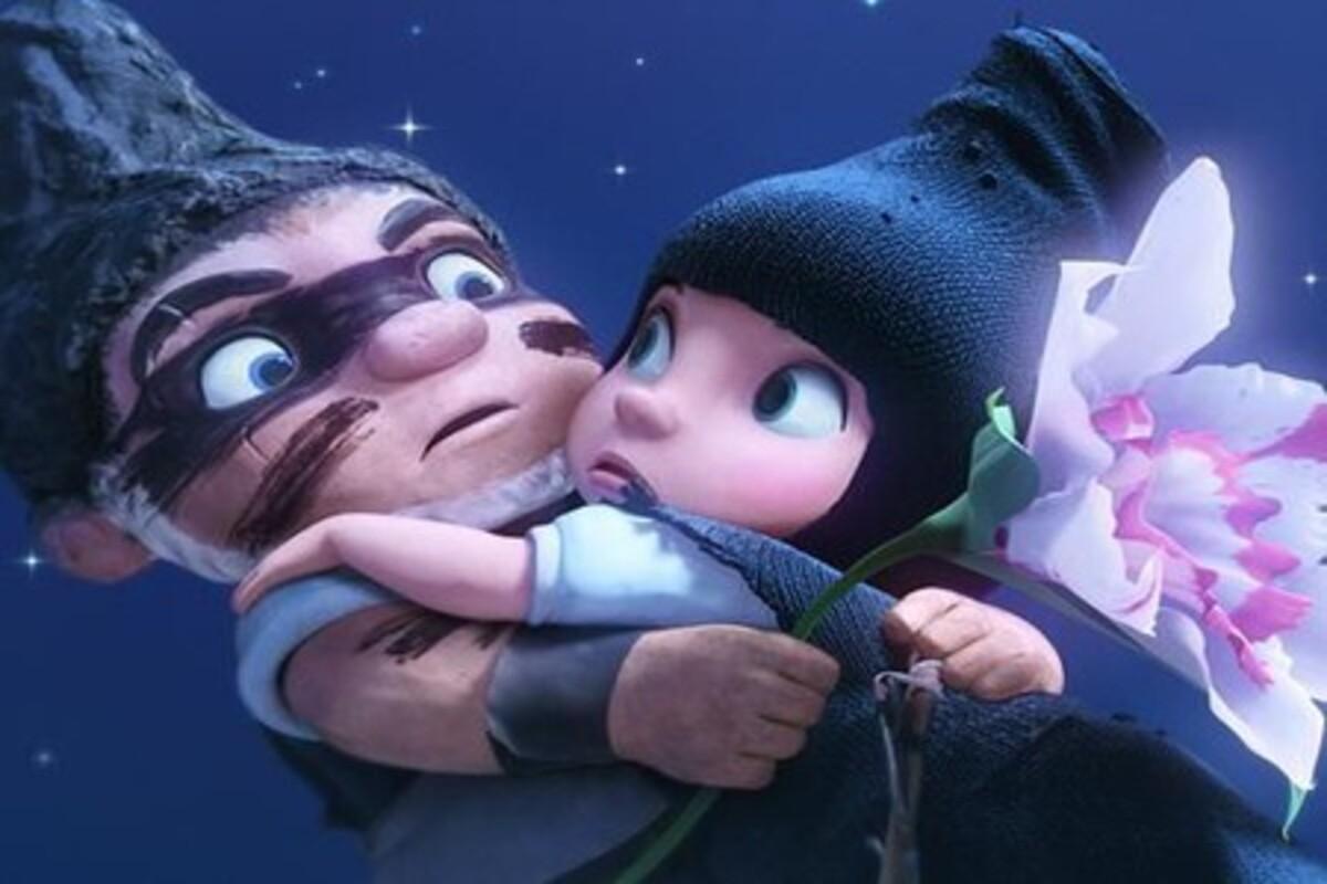 Трейлер к фильму «Гномео и Джульетта 3D»
