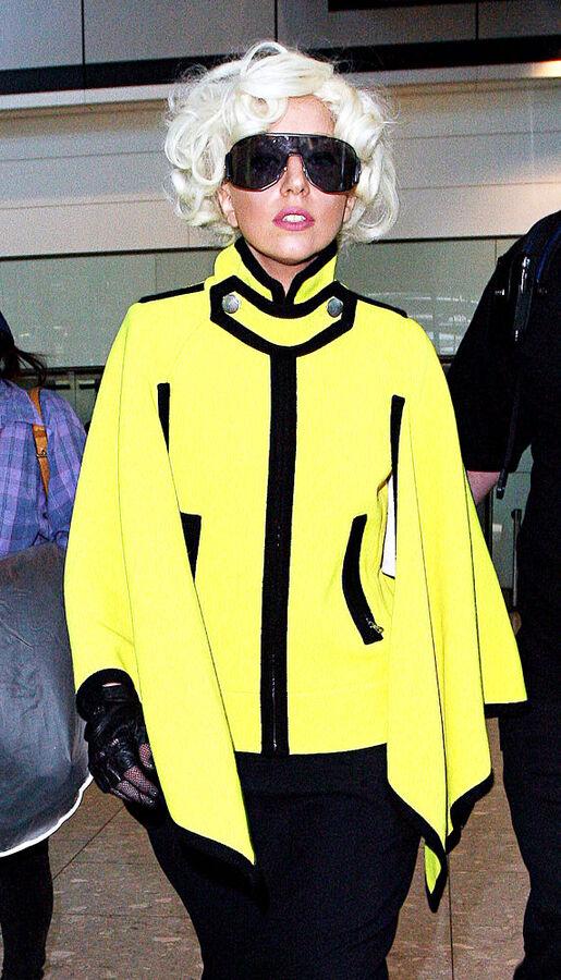 Lady Gaga в ужасе от детей