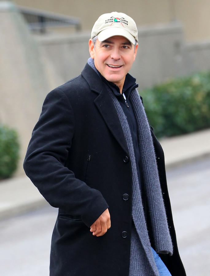 День рождения Джорджа Клуни