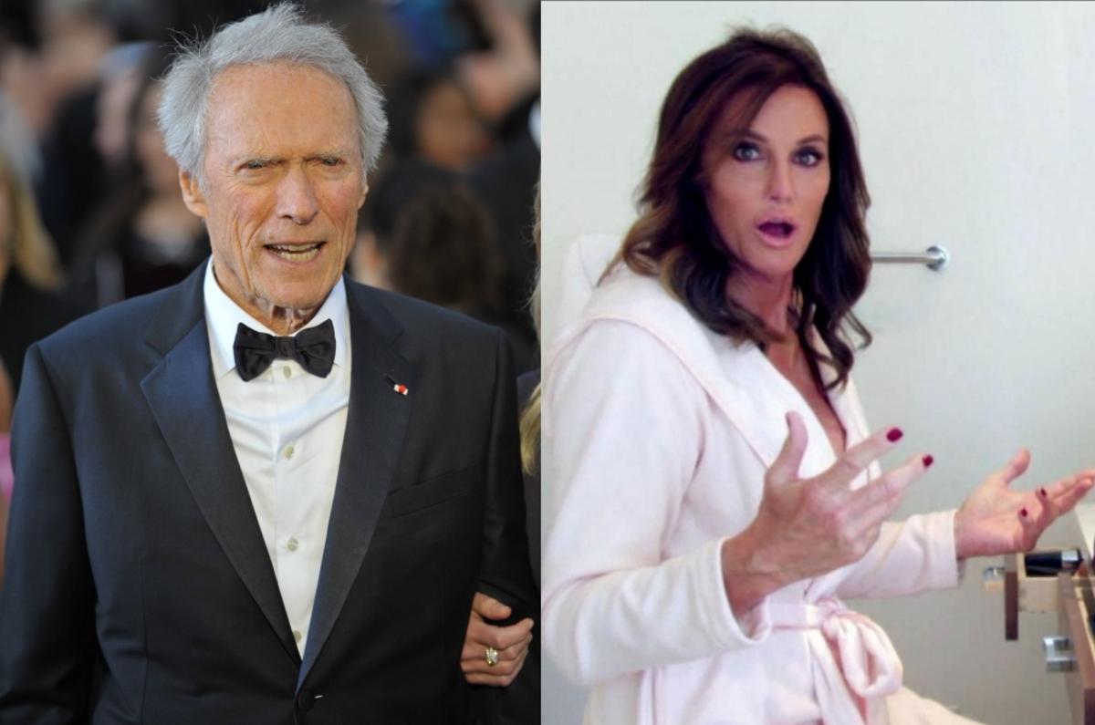 Клинт Иствуд неуважительно отозвался о Кейтлин Дженнер