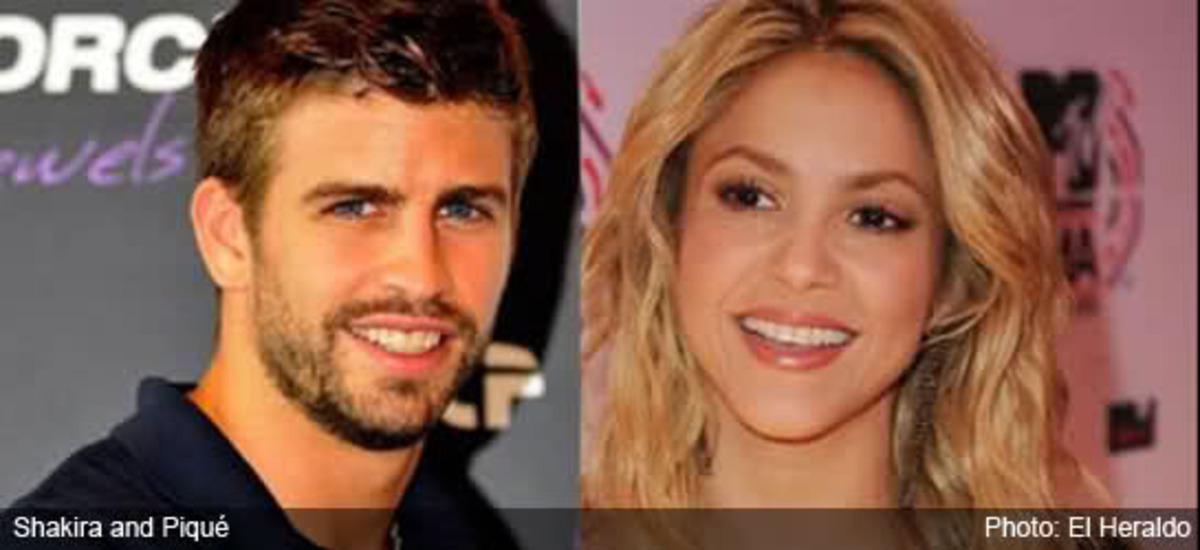 Шакира переезжает в Испанию к бойфренду