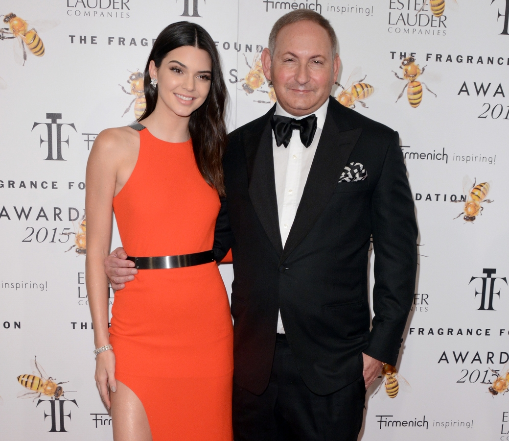 Звезды на церемонии Fragrance Foundation Awards 2015