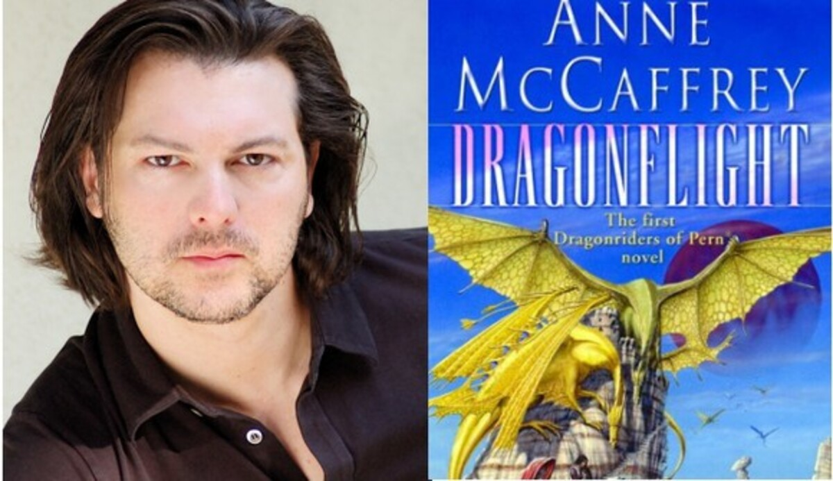 Сценарист «Людей Икс» адаптирует фэнтези «Полет дракона»