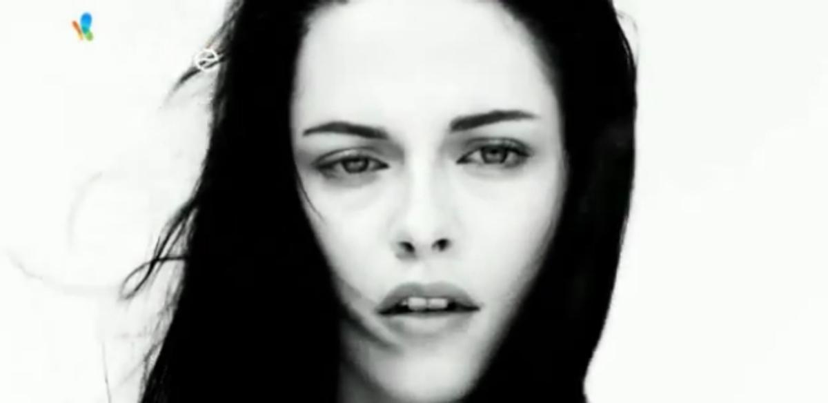 Кристен Стюарт снялась в клипе друга Роберта Паттинсона