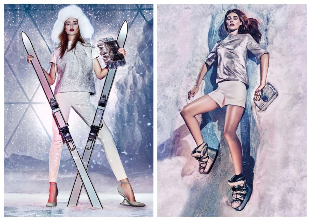 Jimmy Choo представили рекламную кампанию круизной коллекции 2016