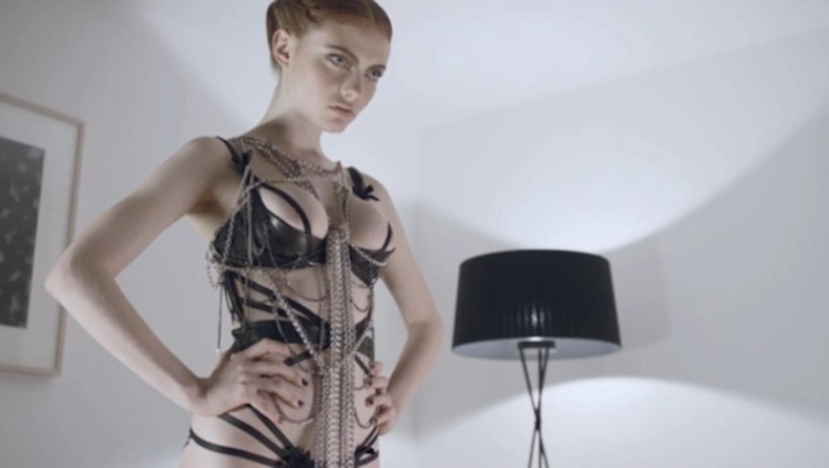Рекламный ролик Agent Provocateur