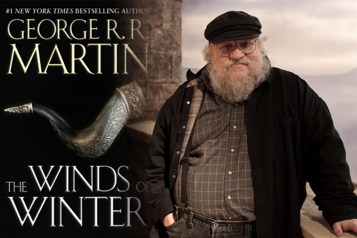 Джордж Мартин определился с датой выхода книги «Ветра зимы»