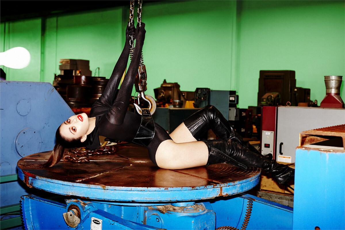 Эмми Россум в журнале Complex. Февраль 2014