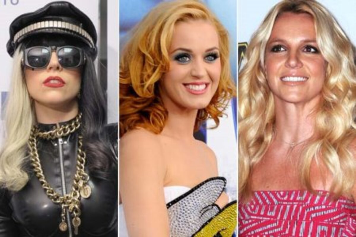 В Китае запретили песни Бритни Спирс, Lady GaGa и Кэти Перри