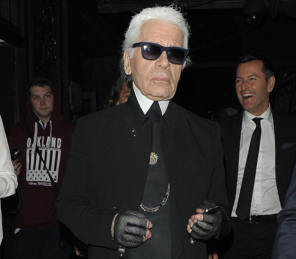 Карл Лагерфельд придумает новую монограмму для Louis Vuitton