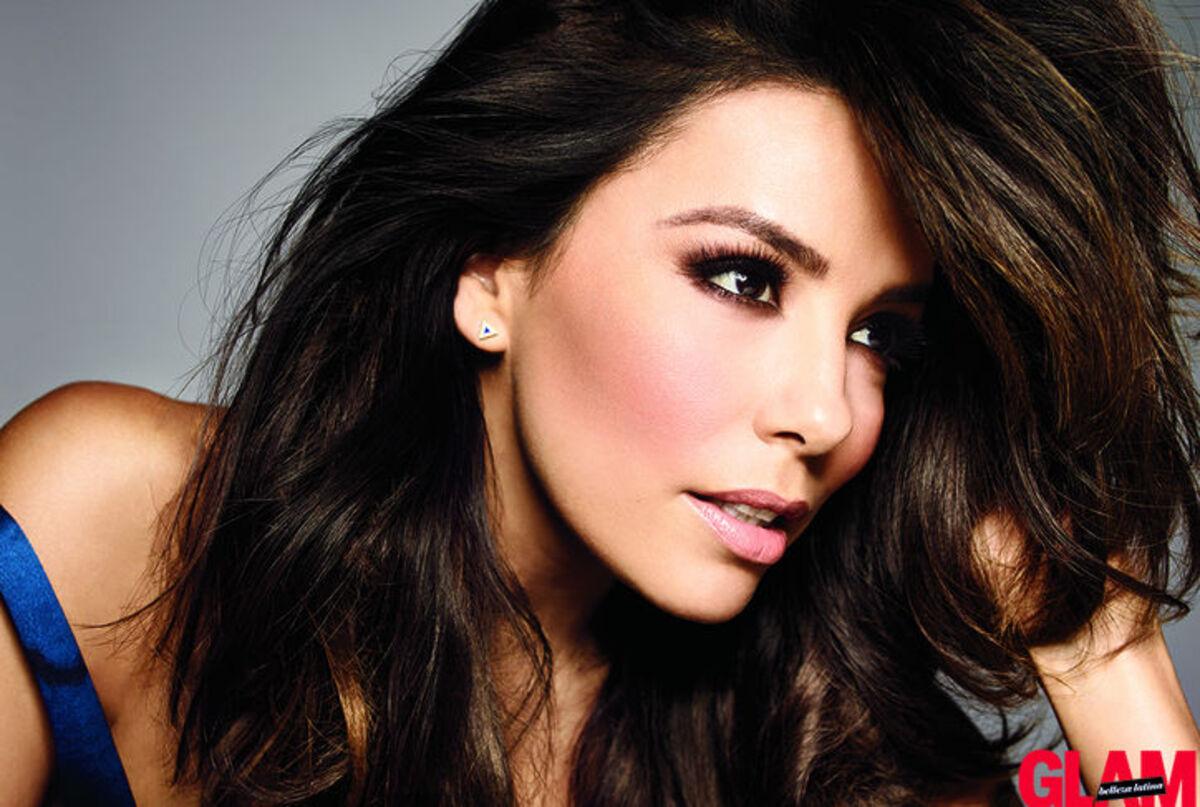 Ева Лонгория в журнале Glam Belleza Latina. Весна 2015