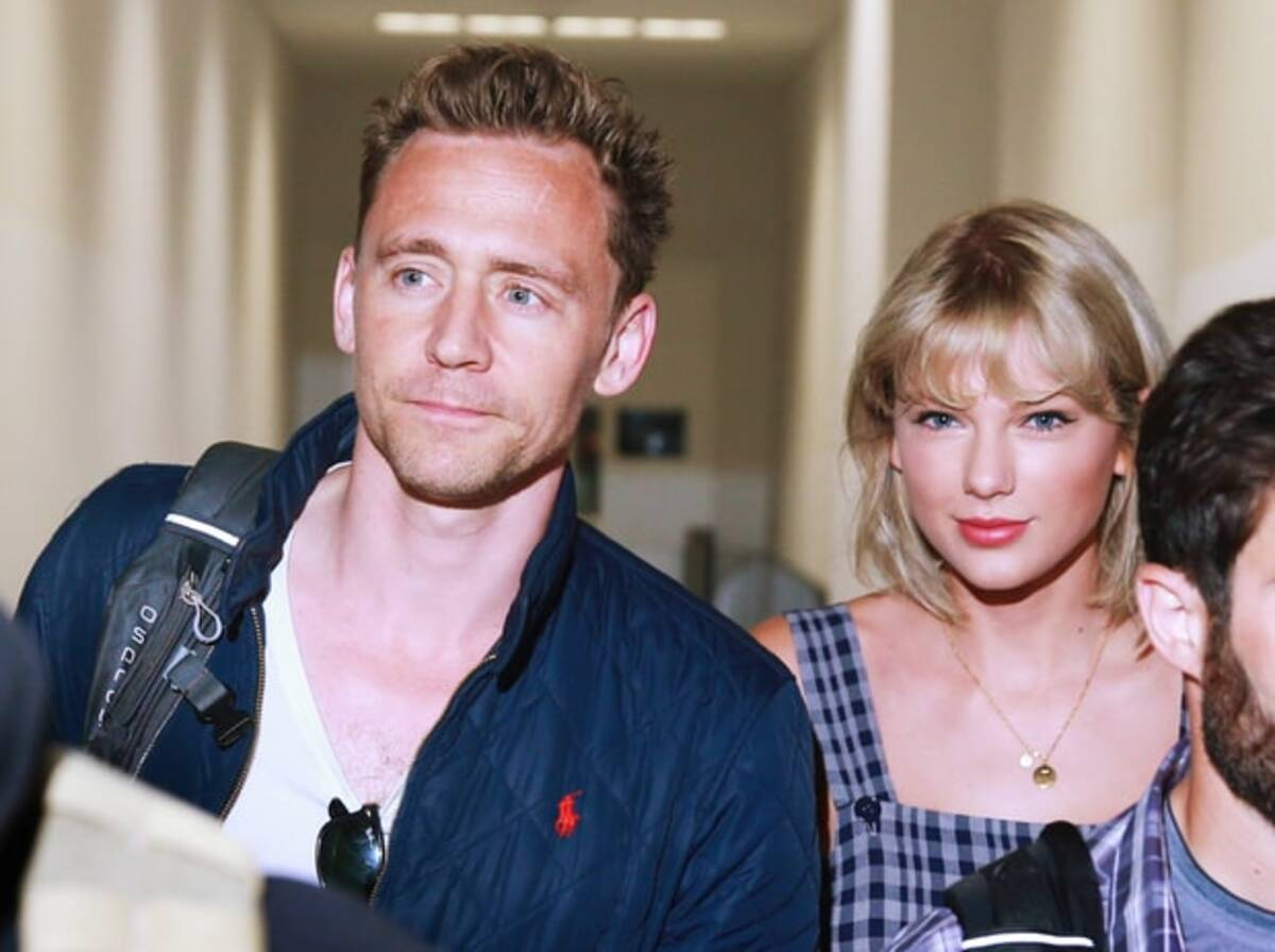 Тейлор Свифт отправилась с Томом Хиддлстоном на съемки «Тор: Рагнарек»
