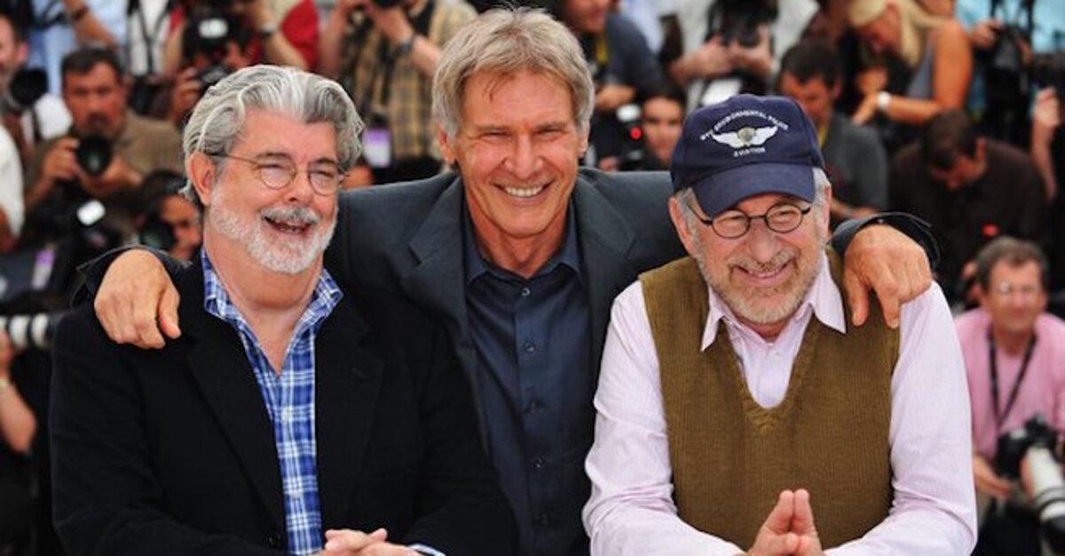 Режиссер Джордж Лукас стал самой богатой знаменитостью по версии Forbes