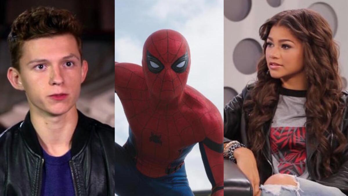 «Человек-паук» Том Холлэнд и Зендая похвастались танцевальными талантами