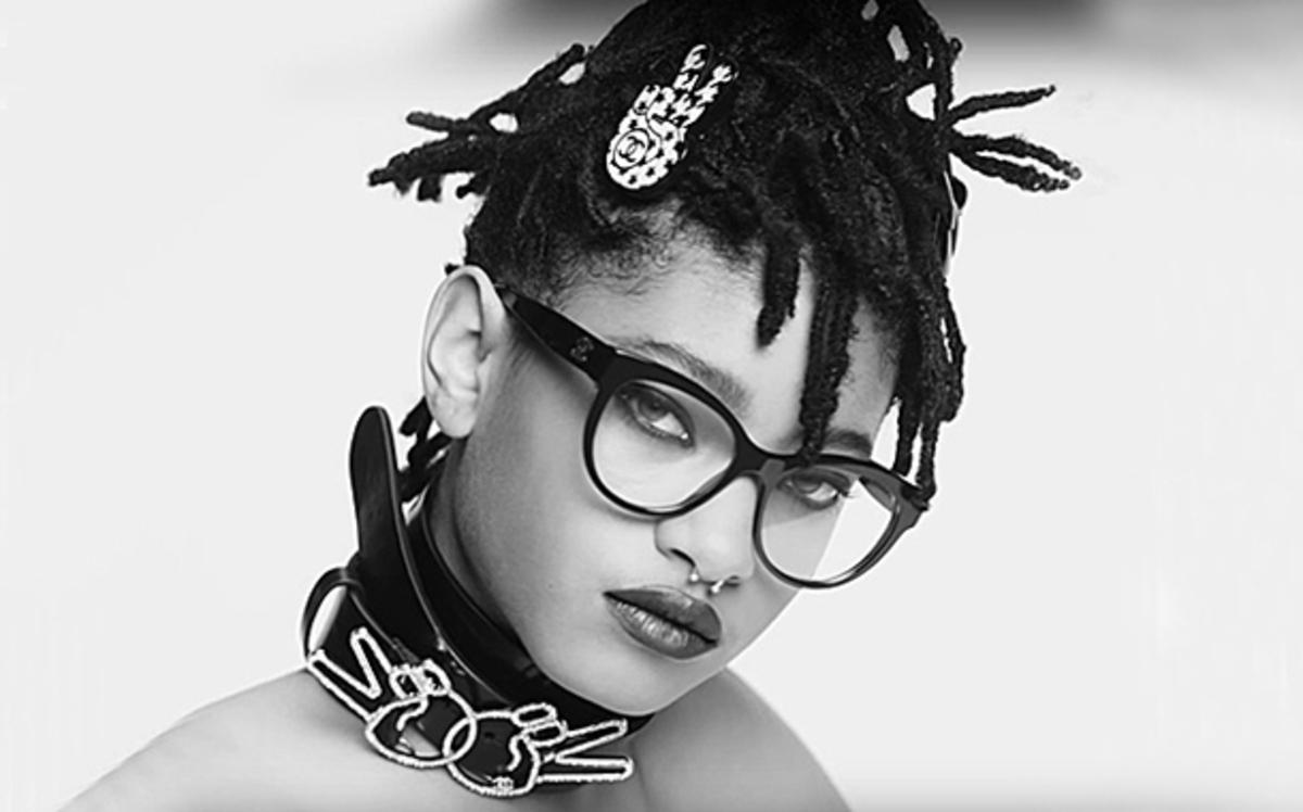 15-летняя дочь Уилла Смита снялась в рекламе Chanel (фото)