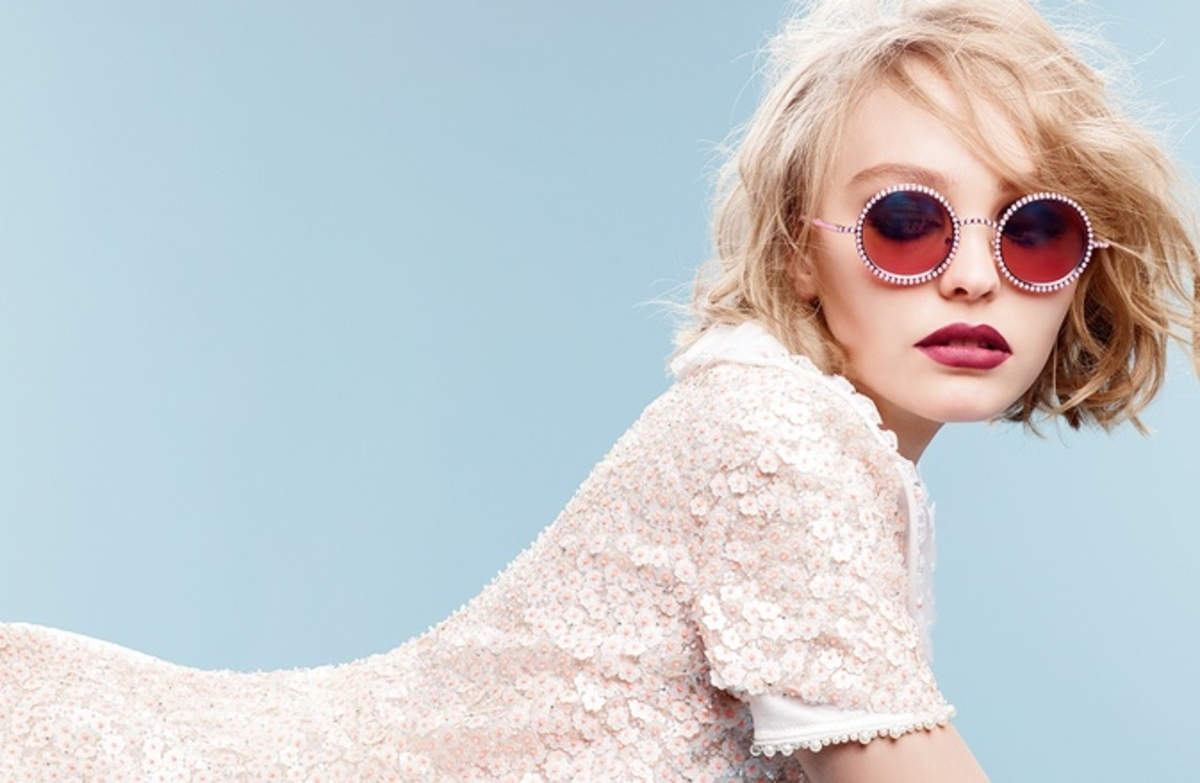 16-летняя дочь Джонни Деппа и Ванессы Паради стала лицом Chanel