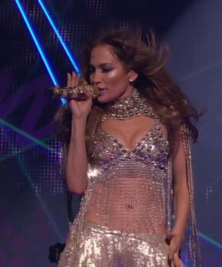 Выступление Дженнифер Лопес на шоу American Idol