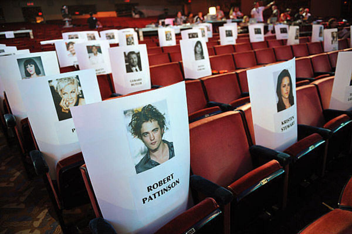 Роберт Паттинсон, Кристен Стюарт и Тэйлор Лотнер будут на MTV Movie Awards 2010