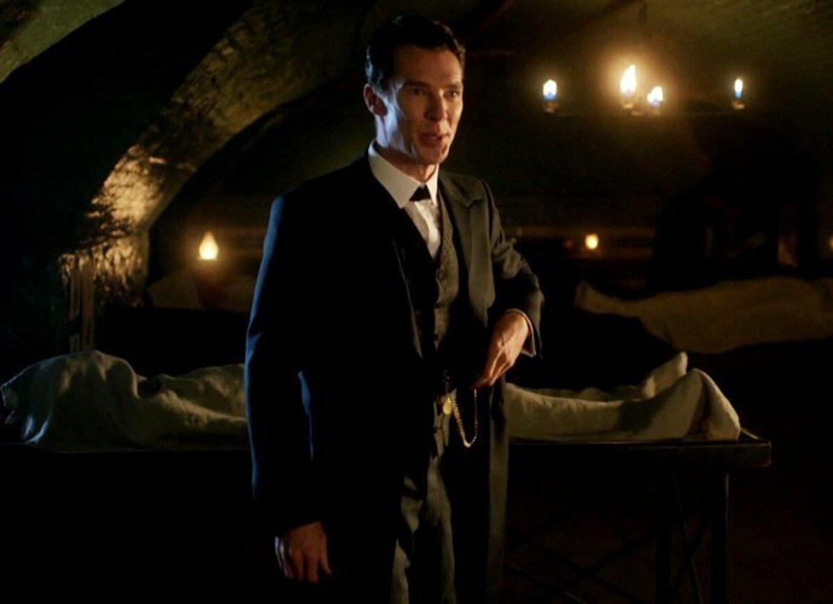 BBC показала новый тизер специального эпизода «Шерлока»