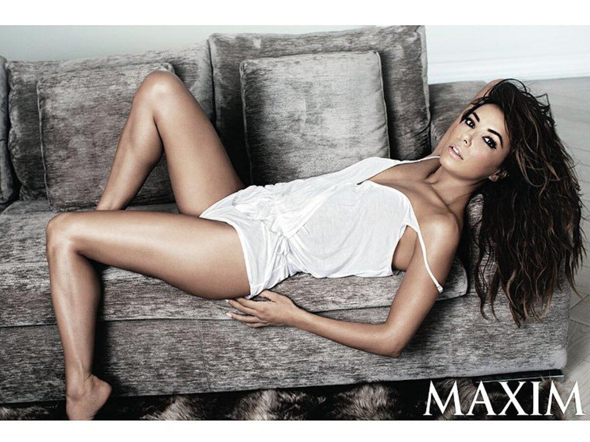 Ева Лонгория – женщина года 2014 по версии журнала Maxim