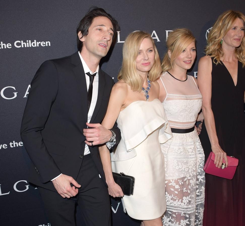 Звезды на pre-party церемонии «Оскар» в Беверли-Хиллз