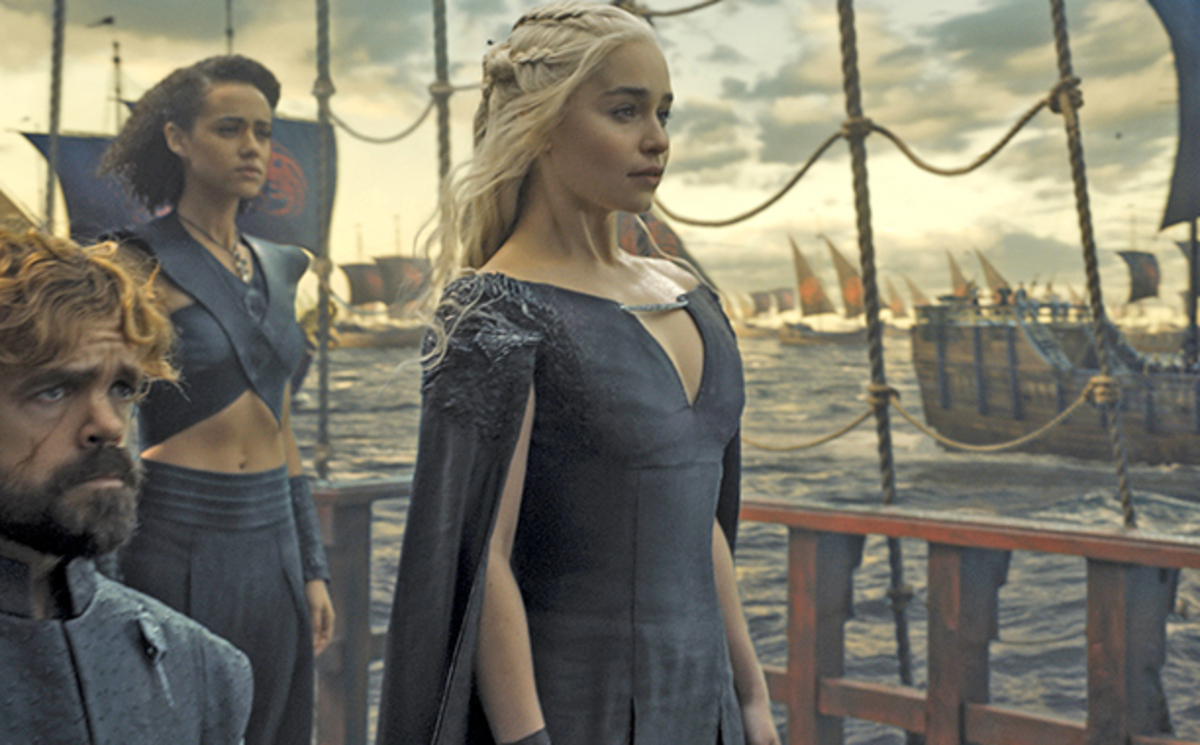 Эмилия Кларк дала прогнозы на 7 сезон «Игры престолов»