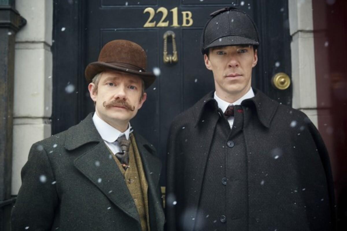 BBC представил новый трейлер рождественской серии «Шерлока»