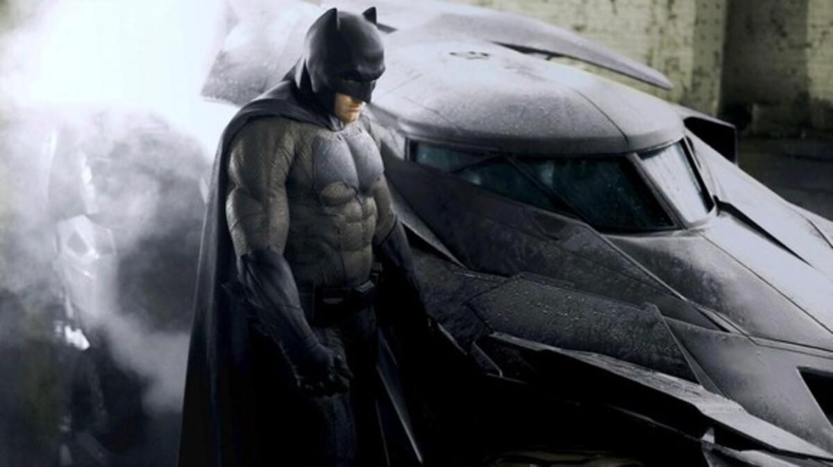 Бен Аффлек написал собственный сценарий к «Бэтмену»