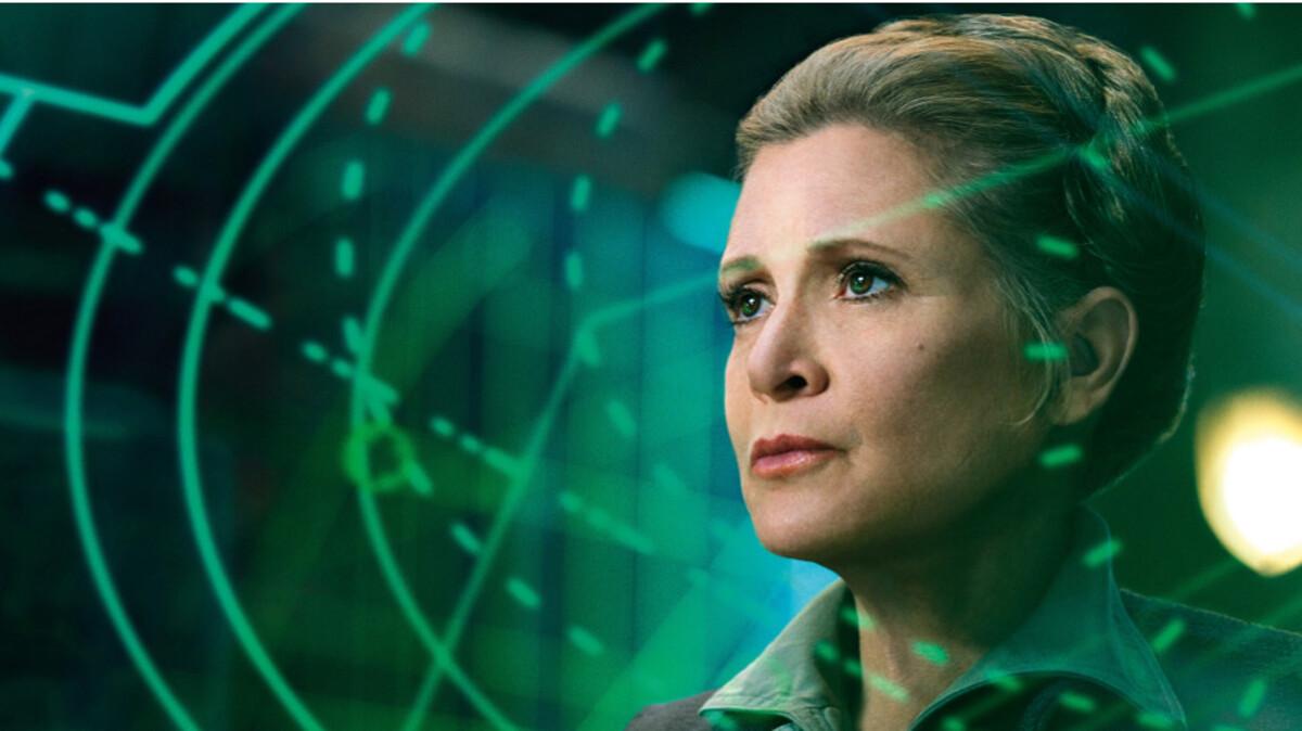 Disney «воскресит» Кэрри Фишер в следующих фильмах франшизы «Звездные войны»