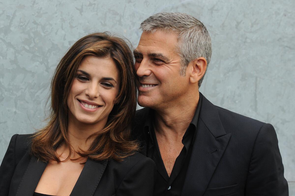 Элизабетта Каналис об отношениях с Джорджем Клуни