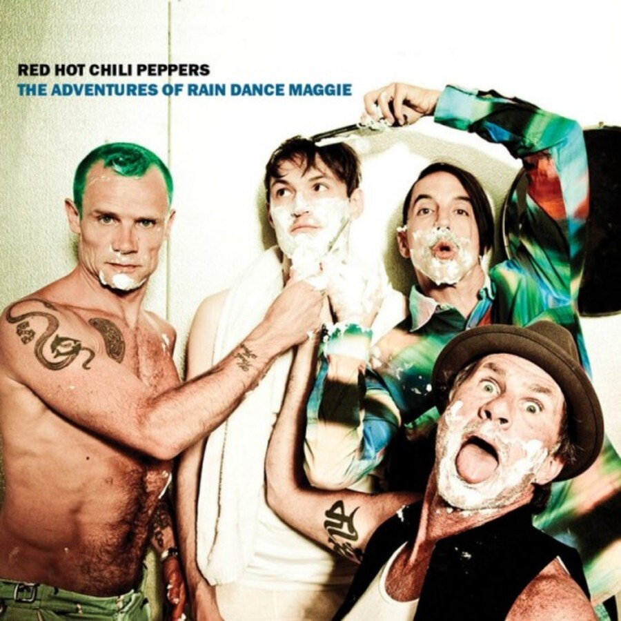 "Новый клип Red Hot Chili Peppers - ""Maggie"""