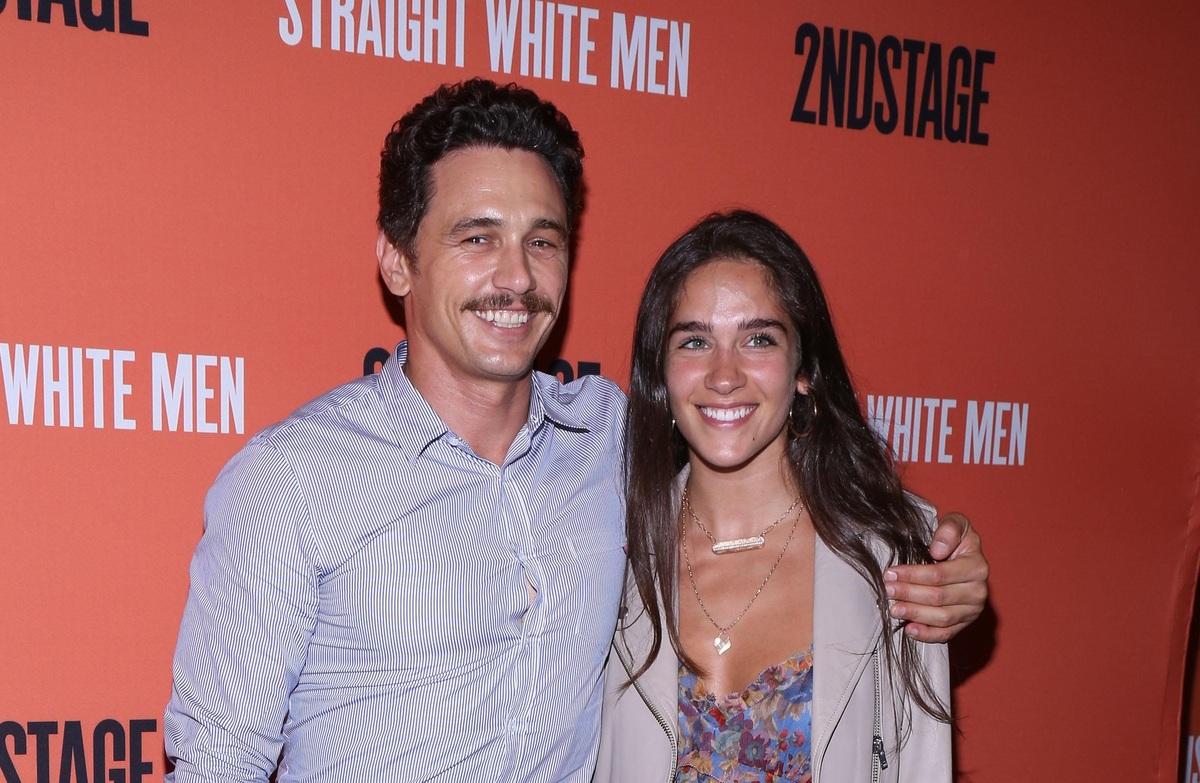 Джеймс Франко впервые вышел на красную дорожку со своей девушкой