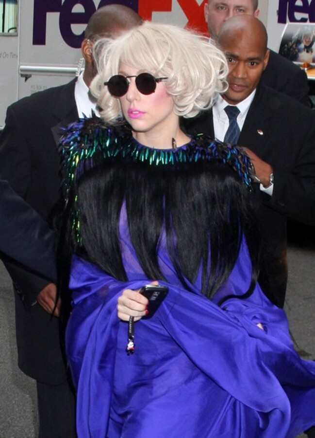 Lady Gaga на Saturday Night Live